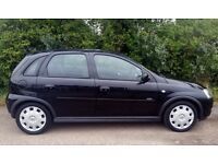 Cheap Vauxhall Corsa 1.4 Design 5 doors (a/c) Full Service History, Long MOT until July 2017