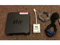 Wireless Routers SKY and EE Brightbox