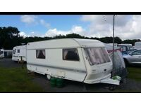 4Berth Caravan coachmann