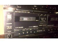 Technics Cassette Deck RS 101
