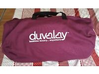 Duvalay Portable Mattress Toppers