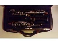 Oboe. Great Louis of Chelsea London Oboe made in 1931