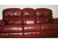 Harvey's £2000 Sofa