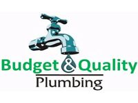 Budget and Quality plumber cheap plumber London