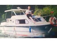 Shetland 4+2 Hard top 1989 Boat