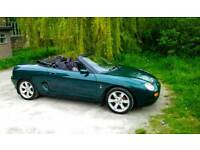 Mgf convertable.full mot.READY FOR SUMMER