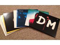 8 Depeche Mode 12 Inch Vinyl Rarities