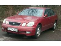Lexus gs300 #breaking# most parts available