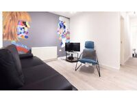 Hire out this home workspace for the day in Manchester