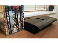 PlayStation 3 Super-Slim and games