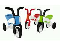 Chillafish 2 in1 tricycle and balance bike beand new