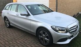 Mercedes-Benz C-Class C 220 d Estate SE 2.2 5dr - CHEAPEST IN THE UK