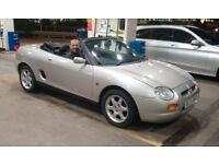 1999 MGF Sell or Maybe Swap