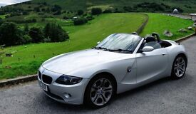 BMW Z4 3.0i Roadster Manual