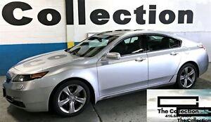 2012 Acura TL w/Technology Pkg SH-AWD all-wheel drive