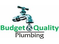 Budget and Quality plumber London