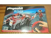 Playmobil 5156 Dark Ranger Explorer With IR Remote Control Set As New Condition