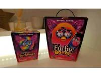 Furby Boom Crystal Series & Furby Furblings Crystal Series, Furby Baby