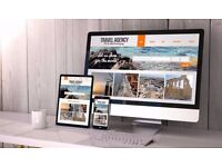 Business Website Design and development - From only £500