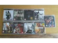 PS3 Games for sale. Bundle or loose