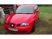 Seat Ibiza tdis 2004 1.4 diesel