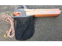 Flymo Garden Vac - Leaf blower / sucker / vacuum