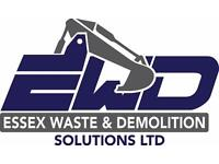 Waste clearance, waste disposal, rubbish clearance, rubbish removal, garden clearance, demolition