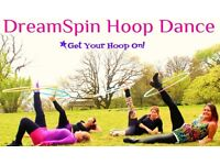 Hula Hoop INTERMEDIATE - Advance Your Skills! Tuesday 30th May 6.15pm