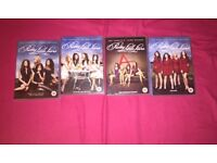 Pretty Little Liars DVDs (Season 1-4)
