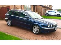 2006 Jaguar X Type SE AWD estate automatic