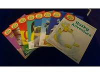 Biff, Chip and Kipper reading books. Excellent condition. Oxford Publishing. Level 5.