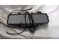 Car Mirror Taxi Meter for sale