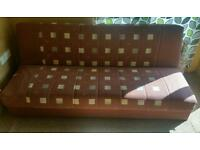 Settee Bed with storage