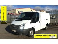 Ford Transit 2.2 280, Low Mileage 55KL , One Owner From New, Full Service History, 1 YR MOT,Warranty