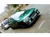 2001 Subaru Impreza 2.0 Turbo 4WD Wagon 220BHP UK 2000 Facelift Mot 2019 Runs A1 PX Swap