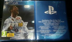 PS4 Games Bundle All New and Sealed