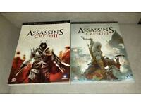 Assassin's creed 2 and 3 game guides 3 is still sealed