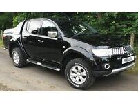 Mitsubishi L200 2.5 DI-D Trojan Double Cab Pickup 4WD 4x4*NO VAT*SAVE £££'s