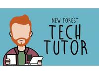 Computer Tutor- New Forest