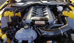 2016 Ford Mustang GT PREMIUM 5.0L H.O. Belleville Belleville Area image 9
