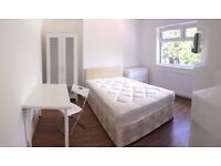 RECENTLY REFURBISHED EN-SUITE ROOM AVAILABLE NOW! - BRAND NEW FURNITURE, FLOORING, PAINTING ETC.
