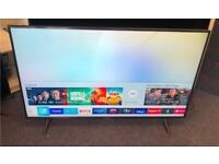 """Samsung UE55NU7100 4K Ultra HD HDR Smart LED TV 55"""""""