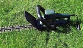 hedge trimmer, Black & Decker GT 201