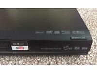 Panasonic Blu-Ray HD player