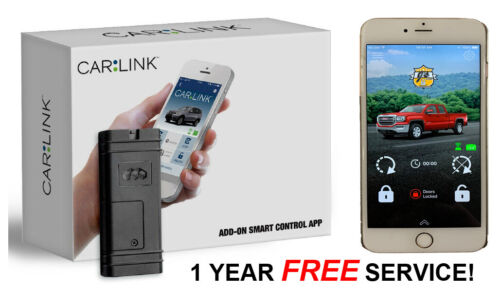 Js Alarms ASCL6 CarLink Add On Smart Phone App GPS Tracking ADS FlashLogic Code