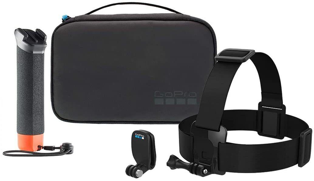 GoPro AKTES-001 Adventure Kit Nero (Action Cam non Incluso)
