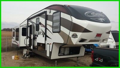 2014 Keystone Cougar 327RES,36',3 Slides,Sleeps 4,Fireplace,Surround Sound