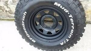 1 x Brand new bfg tyre 30/9.5/R15 Darch Wanneroo Area Preview