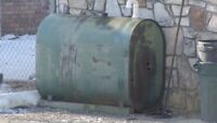 Oil tank removal fuel extractions