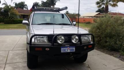 2002 Toyota LandCruiser Wagon LPG Ballajura Swan Area Preview